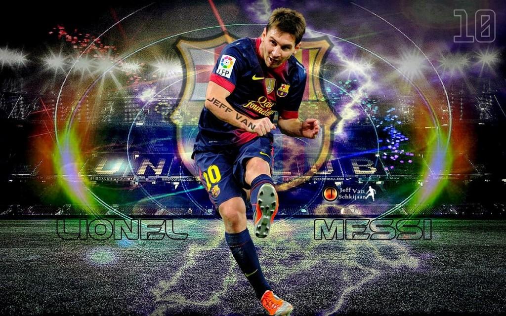 Messi barcelona 2013 wallpapers football news and updates messi barcelona 2013 wallpapers voltagebd Choice Image