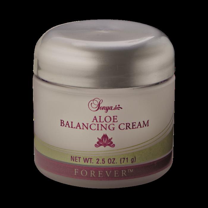 Sonya Aloe Balancing Cream Kem giữ ẩm cho da