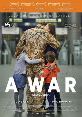 A War 2015 DVD R1 NTSC Spanish
