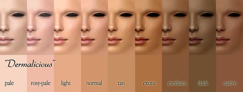 Tan Skin Tone