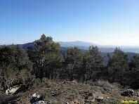 El Montseny des del Puig de la creu. Autor: Carlos Albacete
