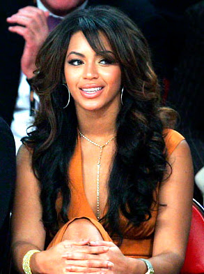 Beyonce Knowles Hairstyle