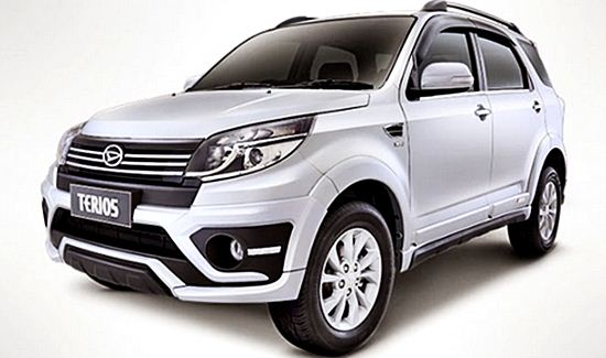 2016 Daihatsu Terios Design Performance Review Car Drive