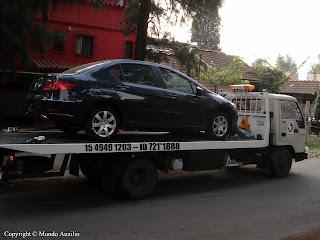 Gruas Para Autos / Traslados / Gruas Auxilio mecanico