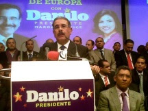Danilo Medina supera con creces publicidad de otros candidatos