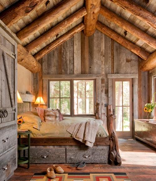 Super an nimo casas r sticas dentro de um padr o de sustentabilidade - Casas rusticas por dentro ...