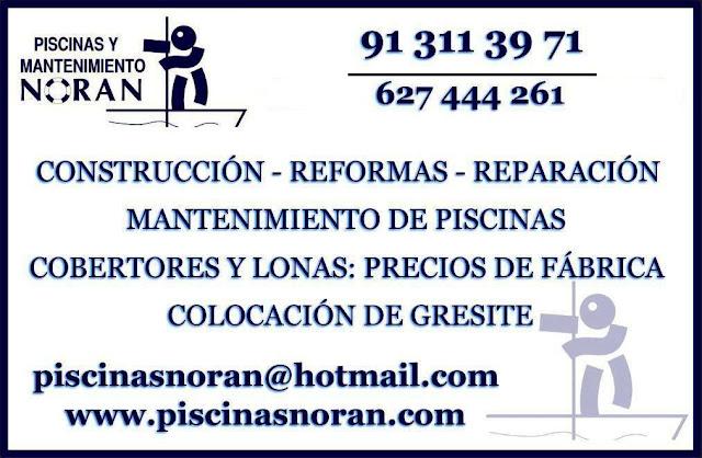 Piscinas Noran