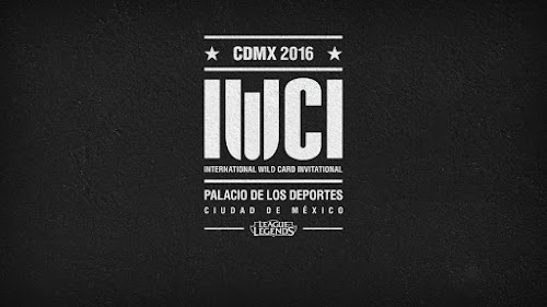 Tabela IWCI 2016 - League of Legends