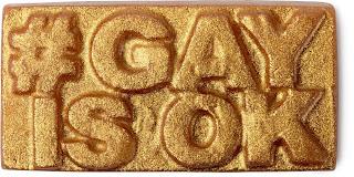 sapone amore campagna #gayisok lush