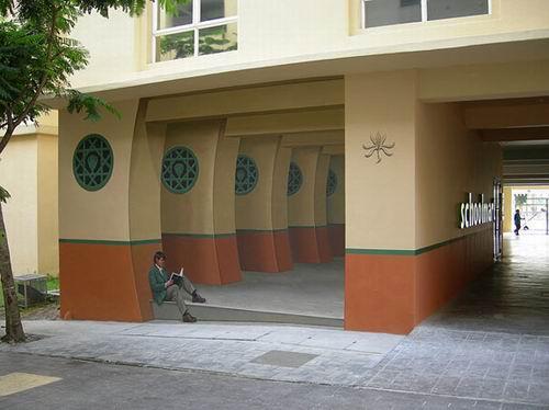 Eric Grohe. Cempaka International School. Kuala Lumpur. Malasia