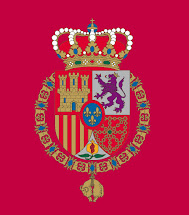 Estandarte de Su Majestad el Rey Felipe VI