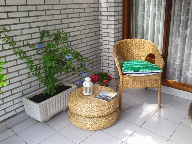 Decoraci n f cil mi terraza en la casa del a o for Decoracion casa 50m2