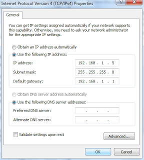 configure linksys range booster