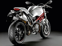 2013 Ducati Monster 796 gambar Motor 6