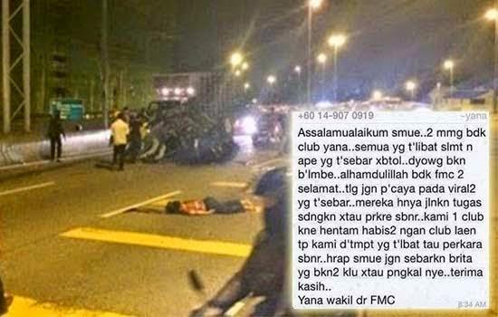 Ahli Myvi Familia Club Pertahan Rakan Nafi Mereka Berlumba