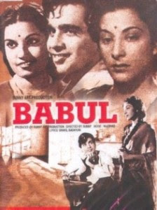 Babul 1950 Hindi Movie Watch Online