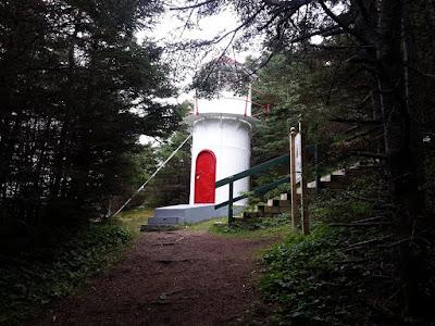 Cow Head Lighthouse, Cow Head, NL