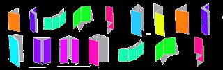 Brochure styles