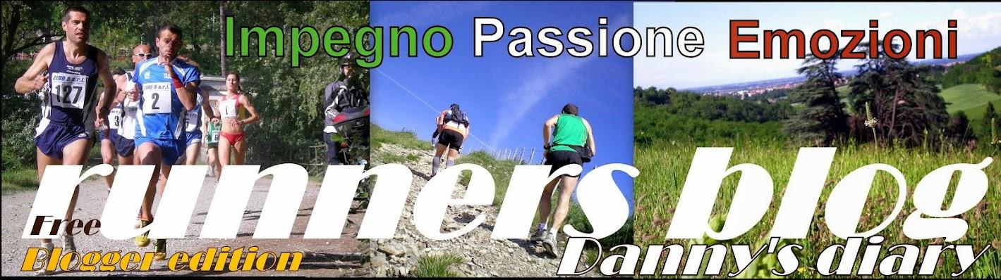Runners Blog  Danny's diary