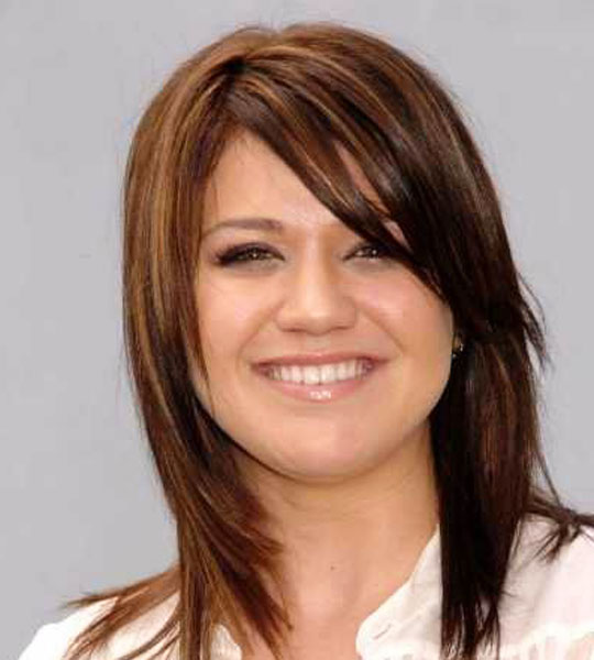 layered hairstyles for medium length hair 2012