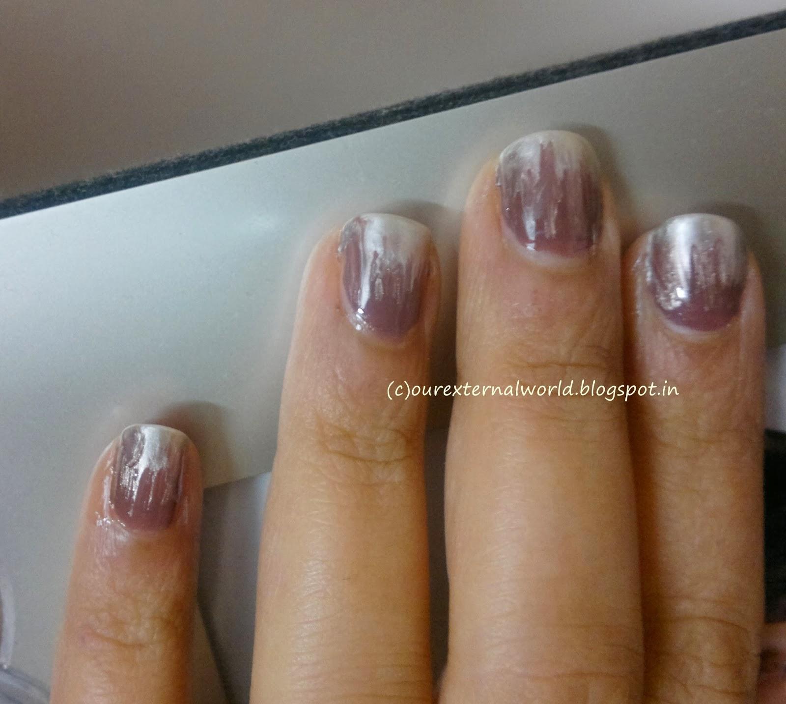 Water marble nail art easy nail art for beginners dry water marble nail art easy nail art for beginners prinsesfo Choice Image