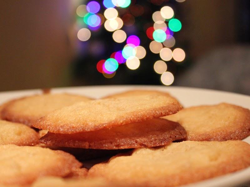 Biscotti allo zenzero candito