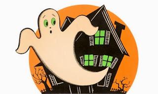 Dibujos de Halloween a color para imprimir