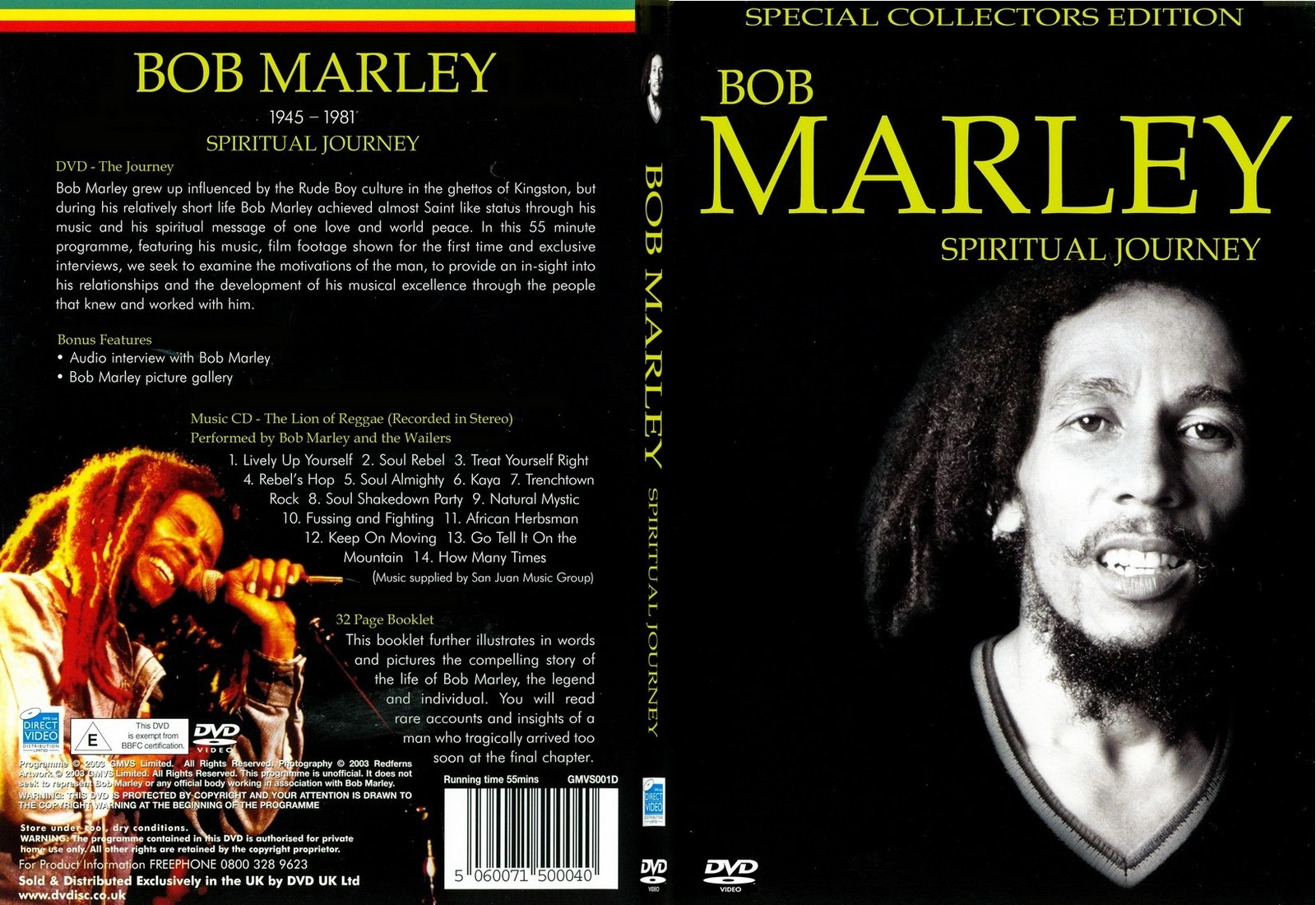 bob marley an impact of peace Ziggy marley talks rebellion rises, fake leaders and what being the son of bob marley  bob marley for a father and seeing the impact  peace and.