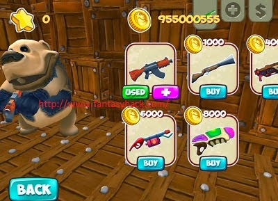 Angry Bear 3D Game Hack v1.0