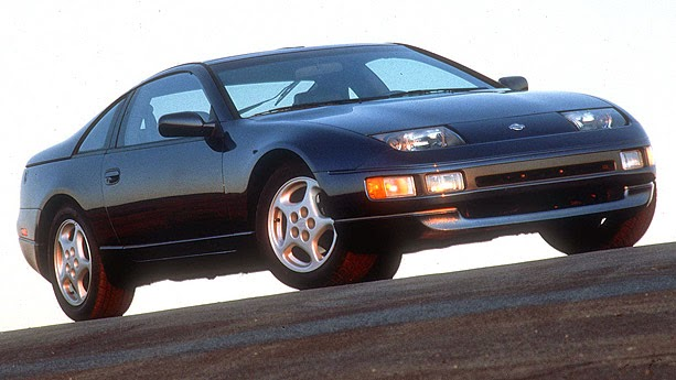 Seattle locksmith Nissan 300ZX