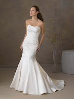 Elegant Mermaid Wedding Dresses