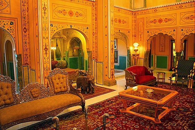 Royal Suite, Raj Palace, Jaipur