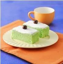 Cara Membuat Resep CAKE KUKUS TEPUNG TAPIOKA