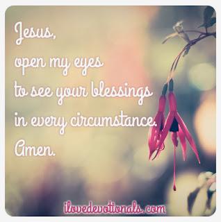 Prayer for blessing