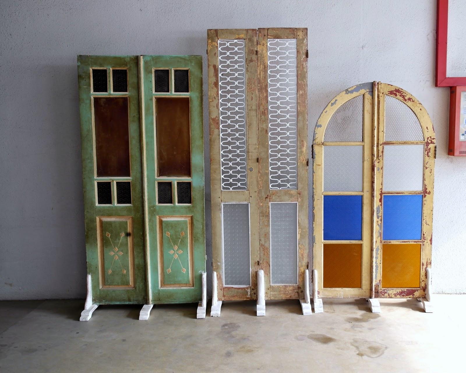 Vintage second hand furniture