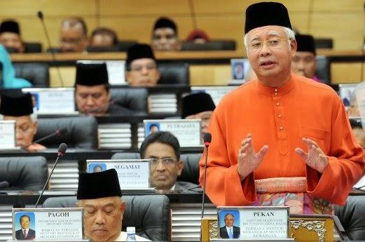 Teks Ucapan Bajet Tahun 2015 oleh YAB PM Malaysia