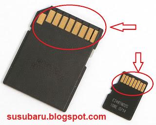 cara memperbaiki mmc rusak memory card cara memperbaiki memory card yg