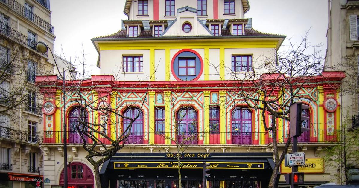 Parisdailyphoto Le Bataclan