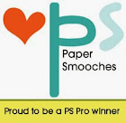 I won at Paper Smooches SPARKS!