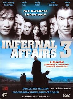 Watch Infernal Affairs 3 (Mou gaan dou III: Jung gik mou gaan) (2003) movie free online