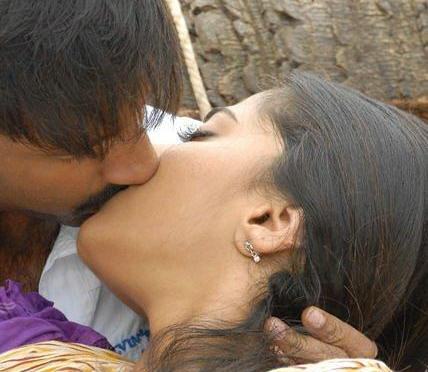 Anushka Hot Lip Lock Kissing S Kiss