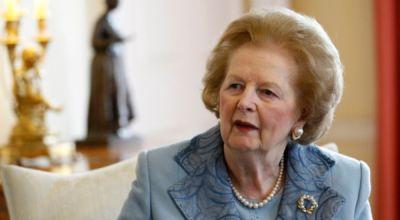 Margaret Thatcher Meninggal Dunia Akibat Stroke