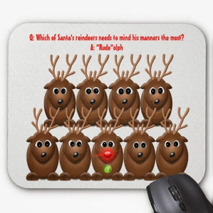 Can you name the all of the Reindeer?