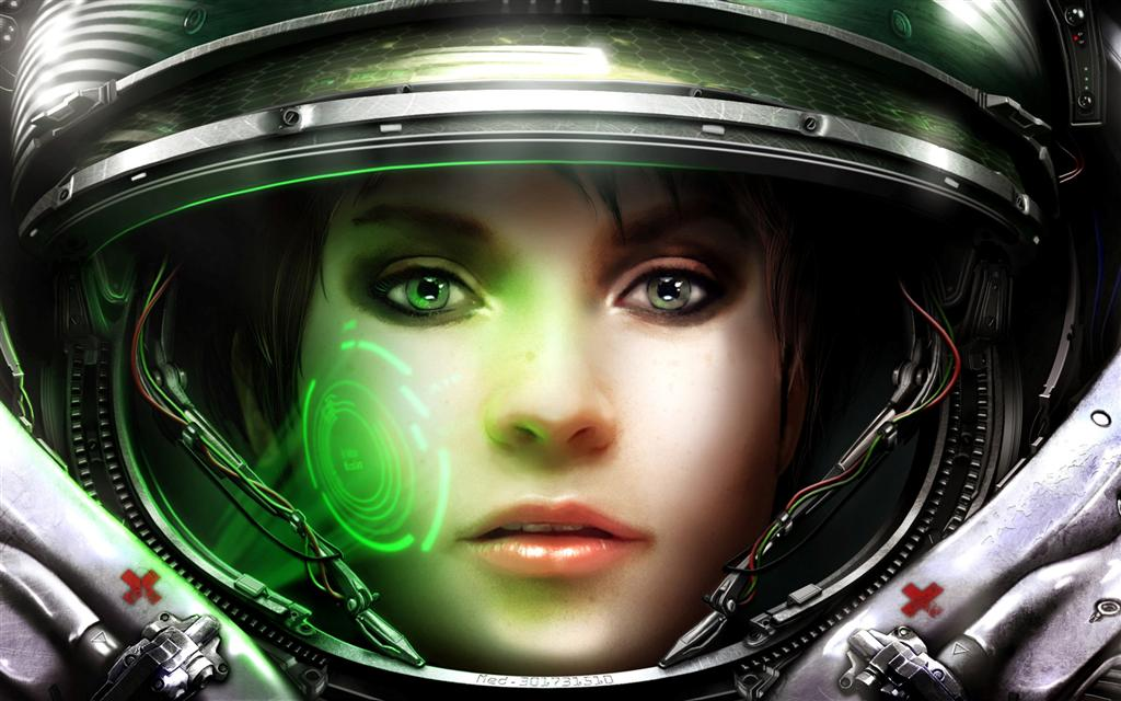 Starcraft HD & Widescreen Wallpaper 0.679561577524542