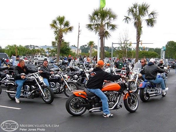 Bikers Myrtle Beach