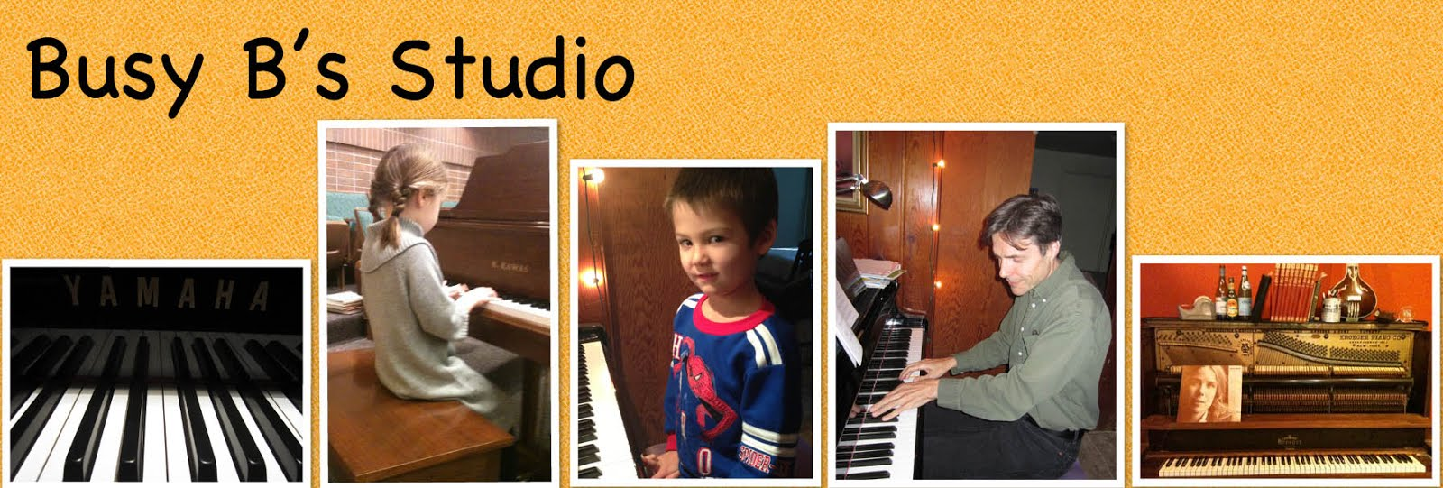 Busy B&#39;s Piano Studio