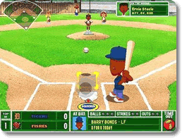 Free Backyard Baseball 1