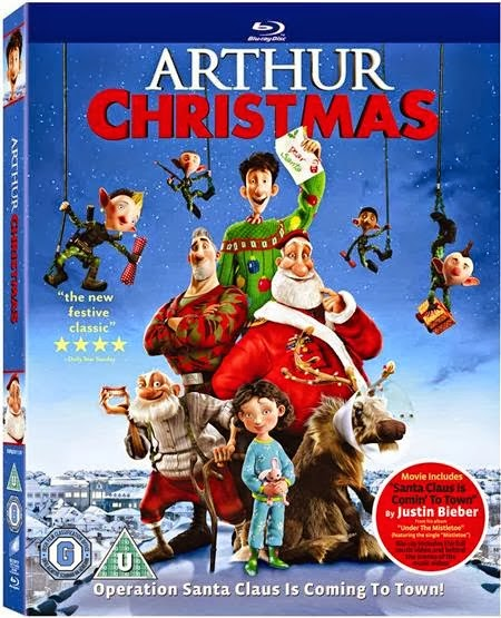 ดูการ์ตูน Arthur Christmas ของขวัญจานด่วนป่วนคริสต์มาส