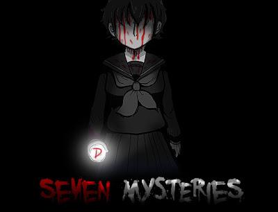 Seven Mysteries RPG Horror Game