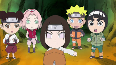 Naruto SD: Rock Lee no Seishun Full-power Ninden 41 Sub Español Online